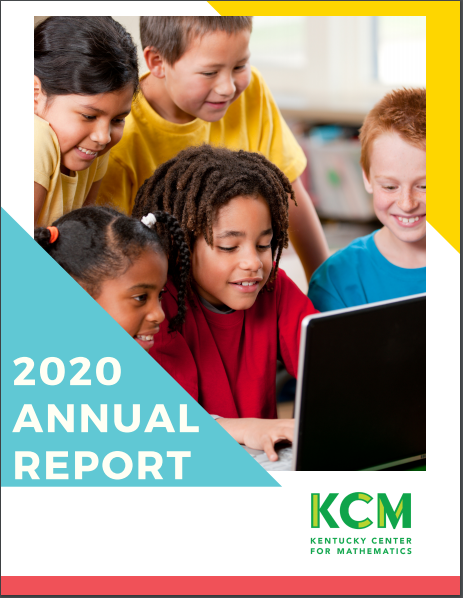 2020 KCM Annual Report cover
