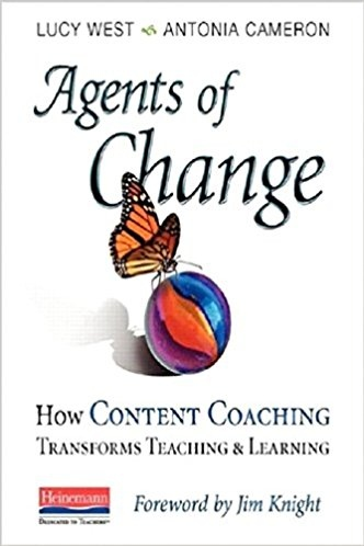 Agents of Change book