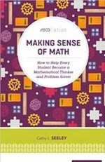 Making Sense of Math book