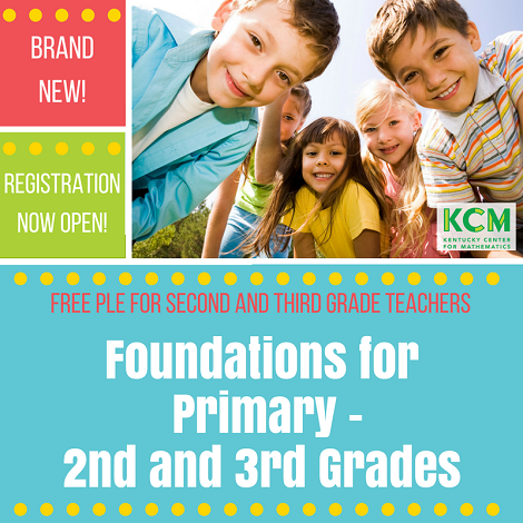 Foundations for Primary - 2nd and 3rd Grades