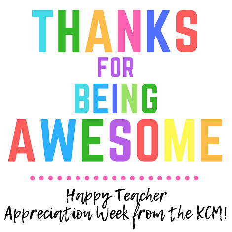 Teachers are awesome
