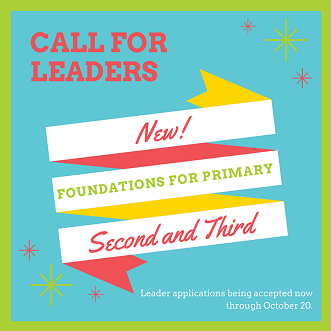 Looking for Foundations for Primary leaders