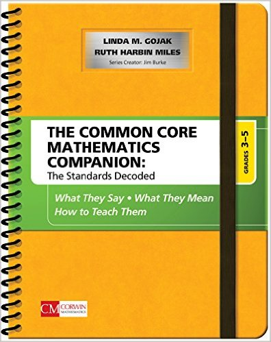 The Common Core Mathematics Companion 3-5
