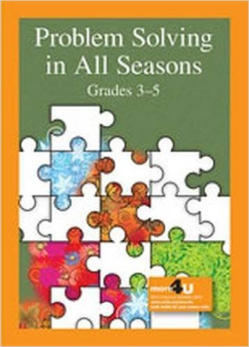 Problem Solving in All Seasons Grades 3-5 Cover