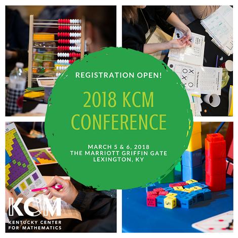 Registration open for 2018 KCM Conference